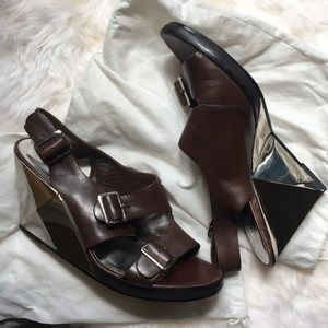 United Nude: Designer Architectural Wedges!